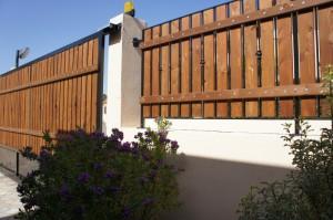 Grigliati e recinsioni